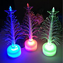 povoljno Božićni ukrasi-led baterija žarulja 7 boja mijenja noćno svjetlo stol stol vrh božićno drvce dekoracija svečana stranka