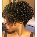 ราคาถูก ผมส่วนขยายและวิกผม-Braiding Hair Saniya Curl Pre-ห่วง Braids โครเชต์ สังเคราะห์ 20 ราก / แพ็ค 1pc / แพ็ค Braids ผม ขนาดกลาง ผม Kanekalon 100%