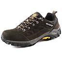 ราคาถูก รองเท้าและอุปกรณ์เสริม-สำหรับผู้ชาย รองเท้าเดินป่า รองเท้านักปีนเขา กันน้ำ ระบายอากาศ ป้องกันการลื่นล้ม ความต้านทานการสึกหรอ ต่ำสูงสุด วิ่ง การเดินเขา การปีนหน้าผา ฤดูใบไม้ร่วง ฤดูหนาว อาร์มี่ กรีน สีกากี