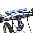 Χαμηλού Κόστους Πηρούνια-30 mm Προεκτάτης ποδηλάτου ποδηλάτου Προσαρμόσιμη Περιστροφική πτήση 360 μοιρών Αντιολισθητικό για Ποδήλατο Δρόμου Ποδήλατο Βουνού Aluminum Alloy Χρώμιο Θαλασσί Μαύρο Ρουμπίνι