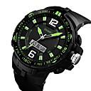 baratos Smartwatches-Relógio inteligente YYSKMEI1273 para Suspensão Longa / Impermeável / Multifunções Cronómetro / Relogio Despertador / Cronógrafo / Calendário / Três Fusos Horários