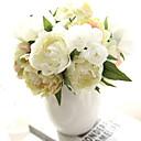 billige Kunstig Blomst-Kunstige blomster 8.0 Gren Europeisk Peoner Bordblomst