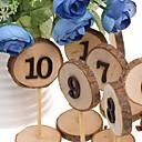 levne Jmenovky a stojánky-Dřevěný ornamenty úprava stání 10