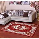 billige Sofa Trekk-området tepper Moderne polyester, Rektangulær Overlegen kvalitet Teppe / Ikke Gli