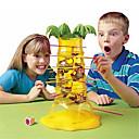 baratos Brinquedos Eletrônicos Educativos-Jogos de Tabuleiro Jogo Equilibra Macaco Profissional Jumping Festa Macaco Jogos para pais e filhos Dump Monkey Plásticos Desenho Crianças Adulto Para Meninos Para Meninas Brinquedos Dom