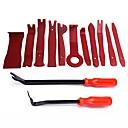 billige Nødverktøy til bil-ziqiao 13 stk plast bil auto dør interiør trim fjerning panel klipp pry åpen bar verktøyet sett av høy kvalitet håndverktøy sett