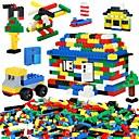 billiga Building Blocks-BEIQI Byggklossar Byggsats Leksaker Utbildningsleksak 1000 pcs kompatibel Legoing Ny Design GDS (Gör det själv) Klassisk & Tidlös Chic och modern Pojkar Flickor Leksaker Present