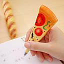 billiga Skrivande-Penna Penna Kulspetspennor Penna, Plast Blå bläck~~POS=TRUNC Till Skolmaterial Kontorsmaterial Förpackning med 1 pcs