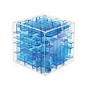 billiga Labyrinter och logikspel-Magiska kuber 3D-labyrint Mode Vänner Bekväm Kul Kreativ 1 pcs Fyrkantsformad 3D kubisk twist Barn Vuxna Pojkar Flickor Leksaker Present