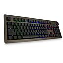 ราคาถูก หูฟังแบบมีสาย-AJAZZ AK60 สาย USB แป้นพิมพ์วิศวกรรม คีย์บอร์ดเกม สามารถตั้งโปรแกรมได้ เรืองแสง แสงไฟ RGB 110 pcs คีย์