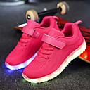 povoljno Zidne naljepnice-Djevojčice LED / Udobne cipele / Svjetleće tenisice Mreža / Tkanina Sneakers Mat selotejp / LED Crn / Pink / Dark Blue Jesen / Zima
