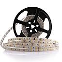 billige Kornpærer med LED-5m / mye 5630smd 9mm led strip fleksibelt lys 60leds / m ip65 vanntett naturlig / kjølig / varm hvit led strip light dc12v