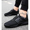 voordelige Zakhorloge-Heren Comfort schoenen TPU / Netstof Herfst / Winter Sportschoenen Hardlopen Zwart / Wit / Rood / EU40