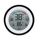 billige Verktøysett-høy presisjon mini elektronisk termometer hygrometer husholdning kreativ innendørs veggmontert psykograph