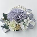 """povoljno Cvijeće za vjenčanje-Cvijeće za vjenčanje Wrist Corsage Vjenčanje Poliester 3.94 """"(Approx.10cm)"""