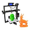 お買い得  3Dプリンター-anet a2 3d印刷DIYアルミニウム金属3D立体ノズルtfカードオフライン印刷lcdディスプレイインテリジェント3dプリンタ