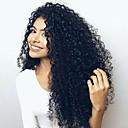 ราคาถูก USB แฟลชไดร์ฟ-วิกผมจริง มีลูกไม้ด้านหน้า วิก สไตล์ ผมบราซิล ความหงิก วิก 130% Hair Density ผมเด็ก 100% บริสุทธิ์ ไม่ได้เปลี่ยนแปลง สำหรับผู้หญิง ยาว วิกผมแท้