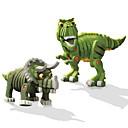 billiga Building Blocks-Byggklossar 2pcs Dinosaurie / Djur GDS (Gör det själv) Present