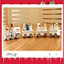Χαμηλού Κόστους Χριστουγεννιάτικα Παιχνίδια-Χριστουγεννιάτικα Διακοσμητικά Χριστουγεννιάτικα δώρα Χριστουγεννιάτικα Παιχνίδια Τρένο Διακοπών Ουρά Παιδικά Γενέθλια Χιονάνθρωπος Ξύλινος Παιδικά Ενηλίκων Αγορίστικα Κοριτσίστικα Παιχνίδια Δώρο 1