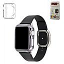 Χαμηλού Κόστους Απλίκες Τοίχου-Παρακολουθήστε Band για Apple Watch Series 5/4/3/2/1 Apple Μοντέρνο Κούμπωμα Γνήσιο δέρμα Λουράκι Καρπού