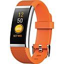 billiga Hästsvansar-Smart Armband fit hr2 för iOS / Android Brända Kalorier / Träningslogg / Distansmätning / Stegräknare / Information Puls Tracker / Stegräknare / Samtalspåminnelse / Aktivitetsmonitor / Sleeptracker