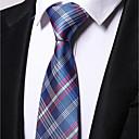 baratos Acessórios Masculinos-Homens Trabalho Gravata Floral