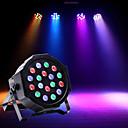Χαμηλού Κόστους Φώτα σκηνής-U'King Φώτα Σκηνής LED Φώτα PAR LED DMX 512 Master-Slave Ενεργοποίηση με  Ήχο Auto για Κλαμπ Γάμος Σκηνή Πάρτι Επαγγελματικό Υψηλή