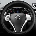baratos Capas para Volante-Capas para Volante Pele 38cm Azul / Branco / Vermelho Para Nissan Teana 2013