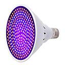 ราคาถูก ไฟปลูกพืช-1pc 25 W หลอดไฟที่กำลังเติบโต 1700 lm E26 / E27 260 ลูกปัด LED SMD 5733 ตกแต่ง แดง น้ำเงิน 85-265 V / RoHs / FCC