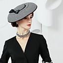 billiga Partyhatt-Siden / Korskypertbindning Kentucky Derby Hat / hattar med 1 Bröllop / Fest / afton Hårbonad