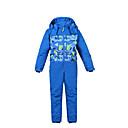 ราคาถูก เสื้อปั่นจักรยาน-Phibee Ski Suit รักษาให้อุ่น กันลม Warm Skiing ข้ามประเทศ กีฬาฤดูหนาว เส้นใยสังเคราะห์ Space Cotton เสื้อกันลม ชุดออกกำลังกาย Ski Wear / สำหรับเด็ก