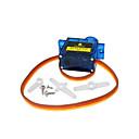 ราคาถูก หุ่นยนต์และส่วนประกอบ-มอเตอร์คีย์เซอร์ราวด์ขนาด 9 นิ้ว 9 นิ้ว 1 ชิ้นคีย์บอร์ด 23 * 12.2 * สีฟ้า 29 มม. สำหรับหุ่นยนต์ arduino
