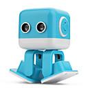ราคาถูก หุ่นยนต์-RC Robot F9 ภายในประเทศและของใช้ส่วนตัวหุ่นยนต์ 2.4กรัม ABS มินิ / การควบคุม APP / การร้องเพลง ใช่