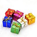 ราคาถูก ของเล่นวันคริสต์มาส-ของขวัญวันคริสต์มาส อุปกรณ์งานคริสต์มาส ต้นคริสต์มาส วันหยุด ซานตาคลอส สำหรับเด็ก ผู้ใหญ่ Toy ของขวัญ 6 pcs