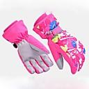 Χαμηλού Κόστους Γάντια-Phibee Ανδρικά Γυναικεία Σκι Αδιάβροχη Διατηρείτε Ζεστό Σκι Ενδυμασία σκι / Χειμώνας / Χειμωνιάτικα Γάντια / Ολόκληρο το Δάχτυλο