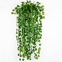 billige Kunsthåndverk-Kunstige blomster 2 Gren Pastorale Stilen Planter Veggblomst