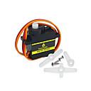 baratos Chaveiros-keyestudio micro servo sg90s 9g para arduino smart car robot /