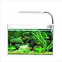billiga Hundleksaker-Akvarelljus Akvariedekorationer LED-lampa 1st Fish Tank Light Multifärg 360 Rota Plastik 1.5    2.5 W 110-220 V / #