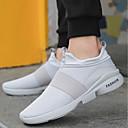 ราคาถูก รองเท้ากีฬาสำหรับผู้ชาย-สำหรับผู้ชาย รองเท้าสบาย ๆ EVA ฤดูใบไม้ผลิ / ตก รองเท้ากีฬา วสำหรับเดิน สีดำ / สีเทา / แดง / EU40