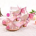ราคาถูก รองเท้าแตะเด็ก-เด็กผู้หญิง ความสะดวกสบาย / ความแปลก / รองเท้าสาวดอกไม้ Microfibre รองเท้าแตะ เด็กน้อย (4-7ys) / Big Kids (7 ปี +) วสำหรับเดิน ปมผ้า ขาว / ฟ้า / สีชมพู ฤดูร้อน / ตก / งานแต่งงาน / พรรคและเย็น