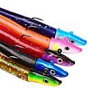 ราคาถูก เหยื่อตกปลา-5 pcs ที่ลวงตาในเบ็ด Hard Bait เหยื่อตกปลานุ่ม เหยื่อตกปลาเหล็ก คลาสสิก ทั่วไป จมได้รวดเร็ว Bass ปลาเทราท์ หอก ตกปลาทะเล เหยื่อตกปลา รอก & ตกปลาบนเรือ พลาสติก Metal