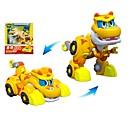 ราคาถูก หุ่นยนต์-Robot เรือของเล่น รถแข่ง ยานพาหนะ Dinosaur Animal transformable สัตว์ต่างๆ ปฏิสัมพันธ์ระหว่างพ่อแม่และลูก รูปสัตว์ พลาสติกนุ่ม สำหรับเด็ก Toy ของขวัญ 1 pcs