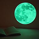Χαμηλού Κόστους Παιχνίδια αστρονομίας και μοντέλα-Μπάλες Αυτοκόλλητα Παιχνίδια με φως Φωτισμός Φωτεινό Λάμπει στο σκοτάδι Χαρτί Παιδικά Αγορίστικα Κοριτσίστικα Παιχνίδια Δώρο