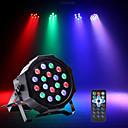 baratos Luzes de Palco-U'King Luzes LED de Cenário Luzes PAR LED DMX 512 Master/Slave Ativo por Som automático para De Discoteca Casamento Palco De Festa