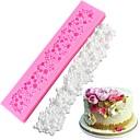 זול תבניות לעוגות-1pc ג'ל סיליקה כלי אפייה שימוש יומיומי מלבני עוגות Moulds כלי Bakeware
