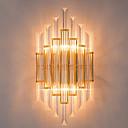Χαμηλού Κόστους Αγκίστρια-QIHengZhaoMing Κρυστάλλινο / Απλός / Μοντέρνο / Σύγχρονο Μέταλλο Wall Light 110-120 V / 220-240 V 40 W / E14 / E12