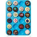 זול כלים לאפייה-1pc סיליקון Multi-function כלי אפייה 3D עבור כלי בישול עוגות Moulds כלי Bakeware