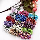 povoljno Naljepnice, etikete i privjesci-Umjetna Cvijeće 12 Podružnica Vjenčanje Biljke Cvjeće za stol