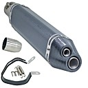 ราคาถูก ระบบไอเสีย-Ryanstar Racing 38-51 mm ท่อไอเสีย สำหรับ มอเตอร์ไซด์ 730 ทุกปี