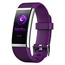 Χαμηλού Κόστους Smart Wristbands-Έξυπνο βραχιόλι YY-CP88 για Android 4.4 / iOS Θερμίδες που Κάηκαν / Βηματόμετρα / Anti-lost / Έλεγχος APP Pulse Tracker / Χρονόμετρο / Βηματόμετρο / Υπενθύμιση Κλήσης / Παρακολούθηση Δραστηριότητας